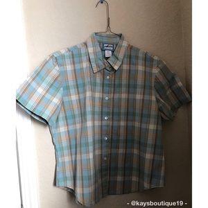 Pendleton Boys Shirt Size L